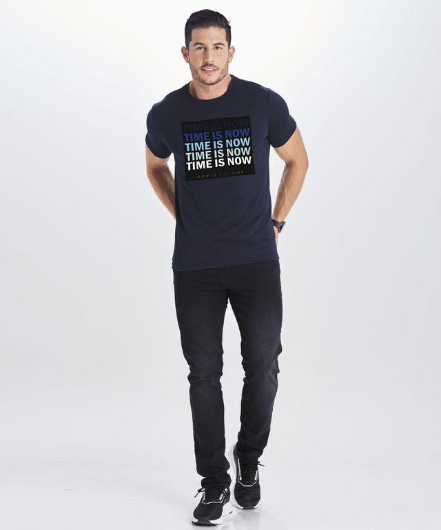 Camiseta-Stinger-Azul
