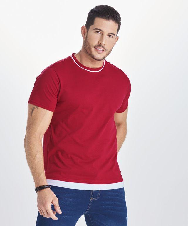Camiseta-Freelander-Rojo