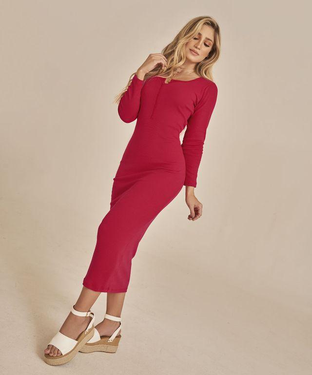 Vestido-Egeo-Rojo