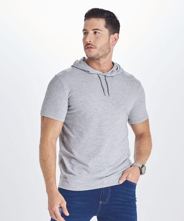 Camiseta-Hoddie-Gris